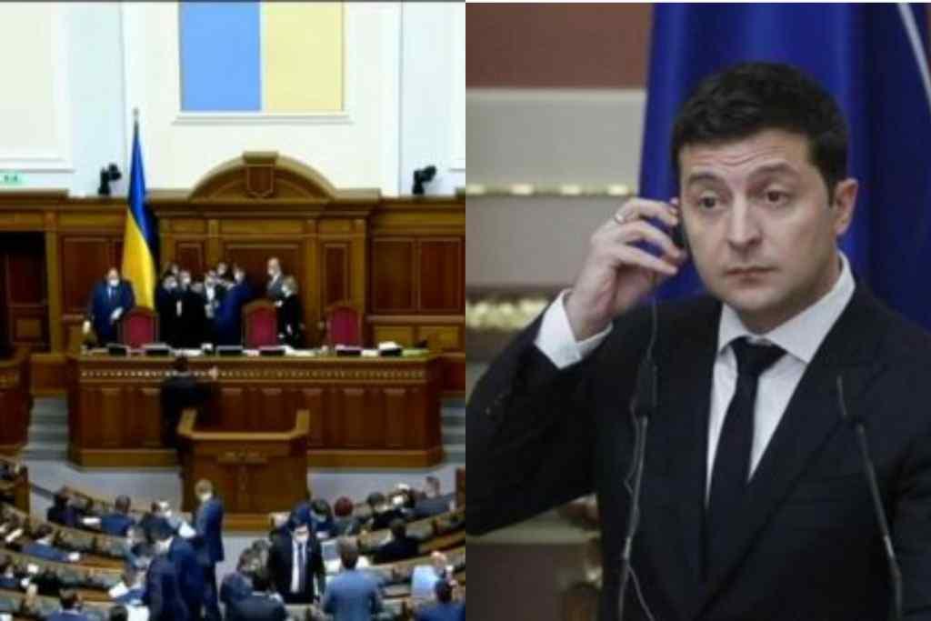 Скандал у Раді! Депутати шокували – Зеленському соромно. Такого в Парламенті ще не було – перевибори!