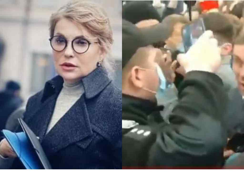 Просто в день народження! Тимошенко в істериці. Їх накрили – цього не чекав ніхто. Раду розносить