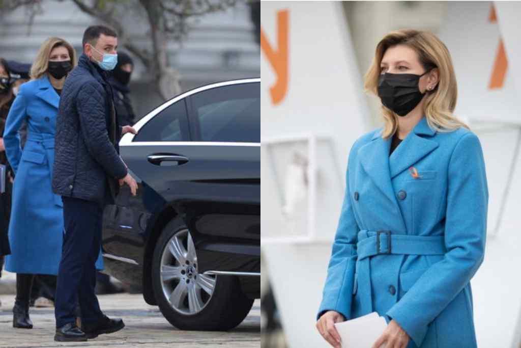 У супроводі охорони! Олена Зеленська шокувала – просто у центрі столиці. Ніхто не чекав – українці розчаровані