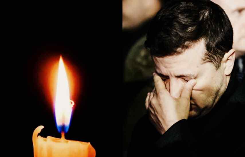 """Зеленський в шоці! Страшна трагедія сколихнула країну – помер від коронавірусу. Українці шоковані – це """"геноцид"""""""