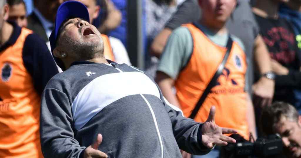 """""""Він втомився від життя"""": Колишній лікар Марадони шокував своїми словами – нова версія смерті"""
