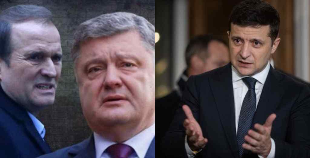 """""""Розривають країну!"""" Зеленський в шоці – Порошенко і Медведчук взялись. Українці не чекали – почалось"""