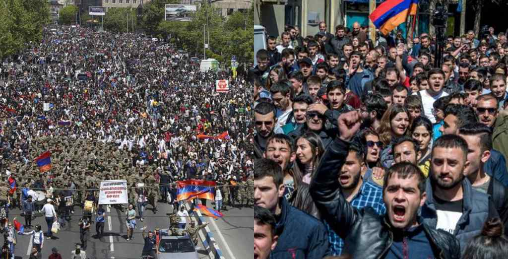 Позачергові вибори! Просто зараз – сталось немислиме, після протестів. Почалось – прем'єр терміново звернувся. Вірменія гуде
