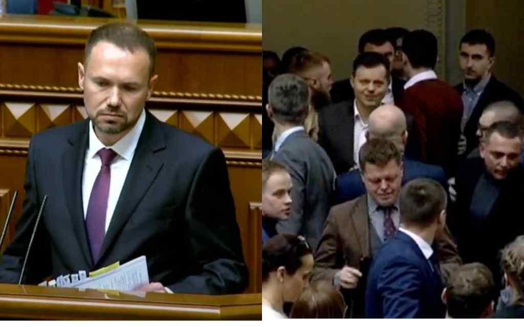 Міністр зблід! Нардепи збунтувалися, документ уже в Раді – гидко! Скандальна заява, українці не чекали