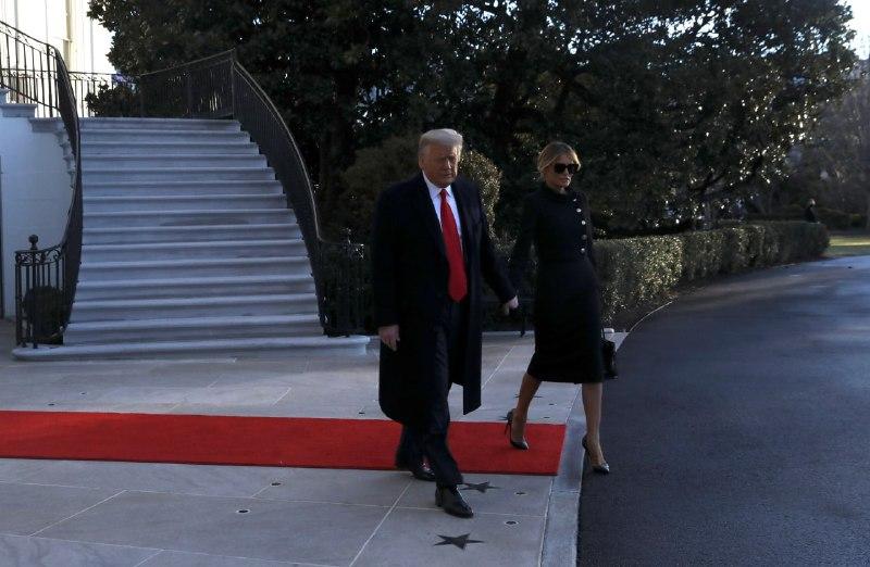 Просто зараз! Трамп зробив це – всупереч всім традиціям. Вперше за 152 роки – останні години президентства!