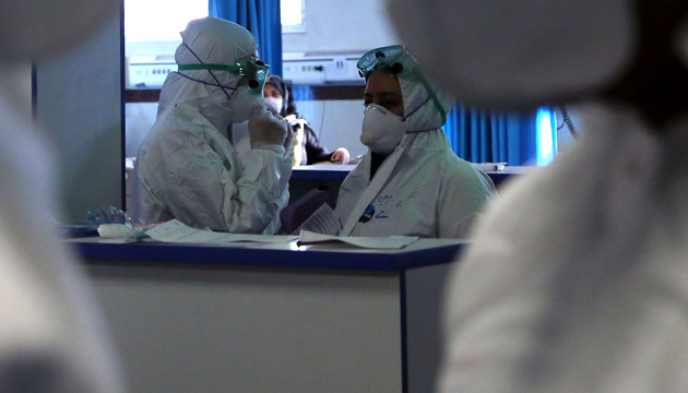 Після першого дня локдауну! Оновлена статистика по коронавірусу в Україні. Більше 2 тисяч госпіталізацій