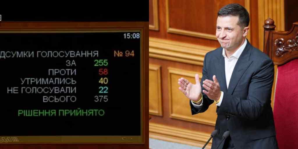 За 255 депутатів! Прийнято доленосне рішення – тепер все зміниться, це нарешті сталось. Зеленський аплодує