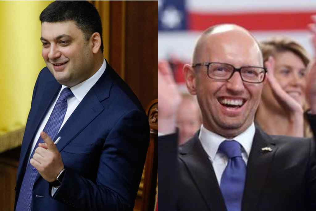 Планували немислиме! Гройсмана і Яценюка викрили – документи побачили всі. Шокуючий вчинок – країна такого не пробачить