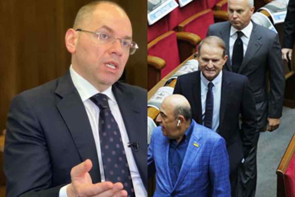Не розглядаємо! Степанов виступив з категоричною заявою – Медведчук в істериці. Країна на ногах!