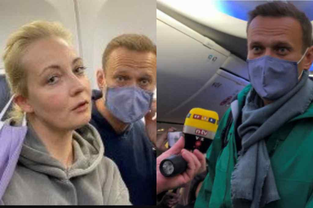 """Просто зараз! Навальний уже в літаку – силовики в аеропорту вже напоготові. Готують """"теплий"""" прийом!"""