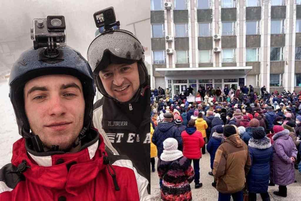 """У розпал свят! Країна на ногах – люди вийшли. """"Безбожні"""" тарифи – знущання над українцями. Влада мовчить!"""