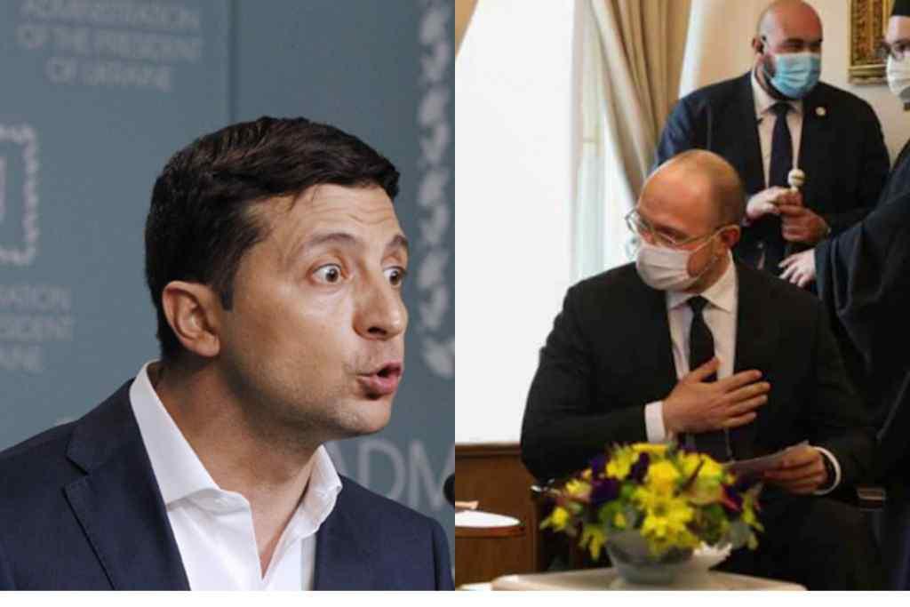 Щойно! Шмигалю вліпили – Зеленський зробив це особисто, вимагає! Прем'єр зблід – українці лютують