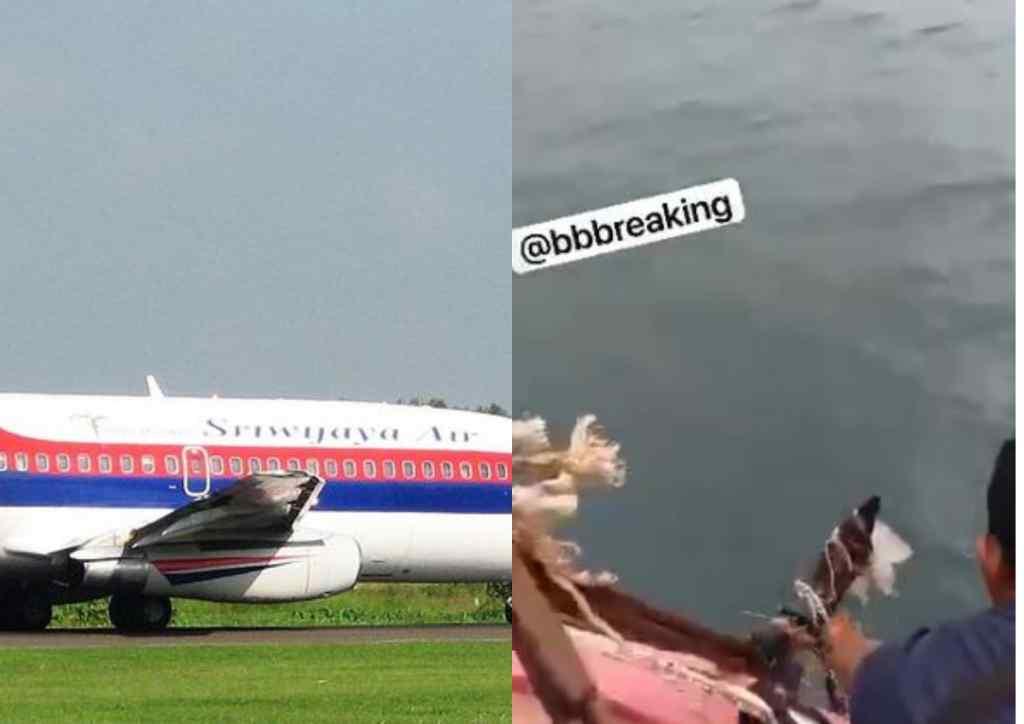 Щойно! Пасажирський літак зник – упав в воду. 62 людини на борту – почалася пошукова операція!