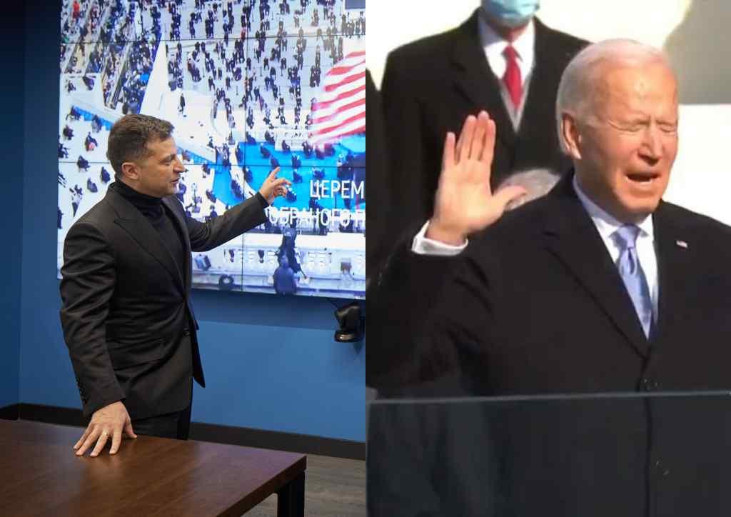У ці хвилини! Байден став офіційно президентом – Зеленський не змовчав. Слова українського лідера приголомшують!