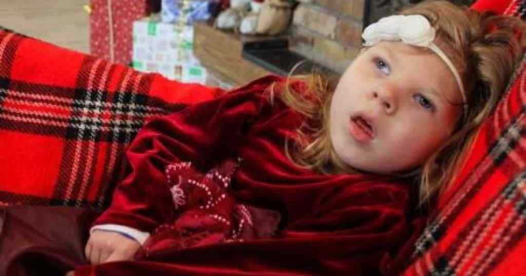 Дорогої реабілітації потребує 3-річна Полінка. батьки дівчинки благають про допомогу – страшний діагноз