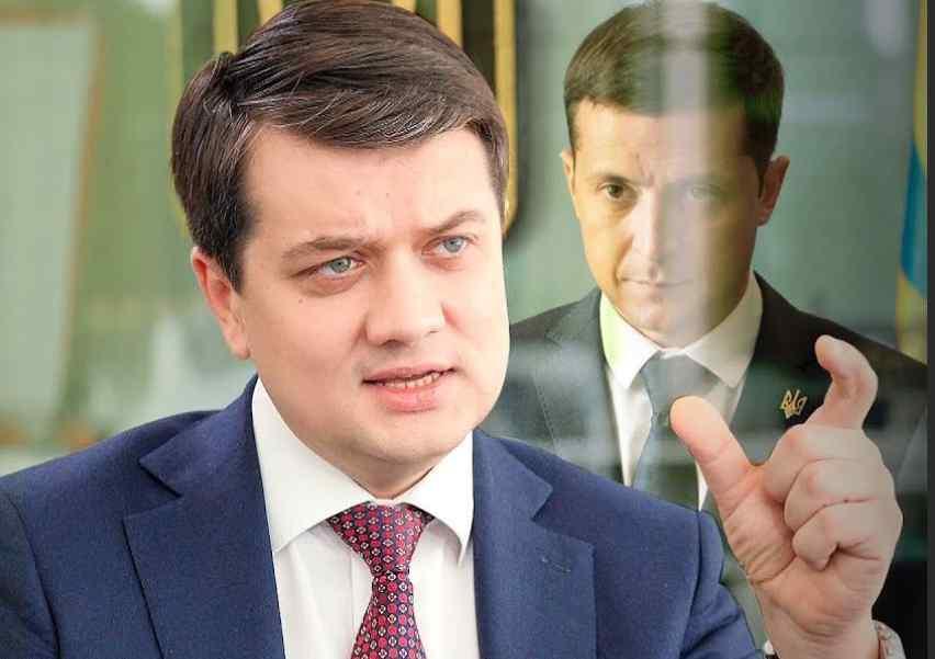 """Разумков """"розбив"""" їх – просто в Раді. Ці стіни такого ще не чули, мене це не влаштовує! Українці аплодують стоячи!"""