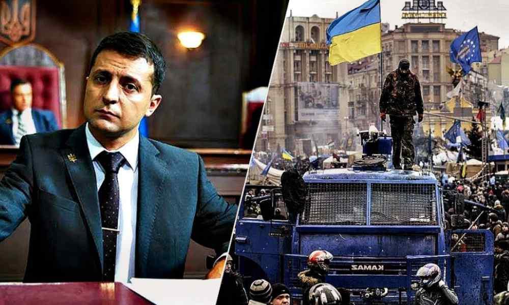 5 хвилин тому! Зеленський присів – українці прийшли, Вітренко все – це вже не сила терпіти! Почалось