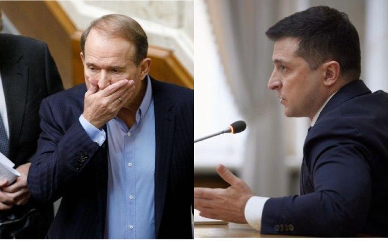 Це кінець! Медведчук в пастці – Зеленський загнав. В мережі вибух – він не став мовчати. Все зміниться!