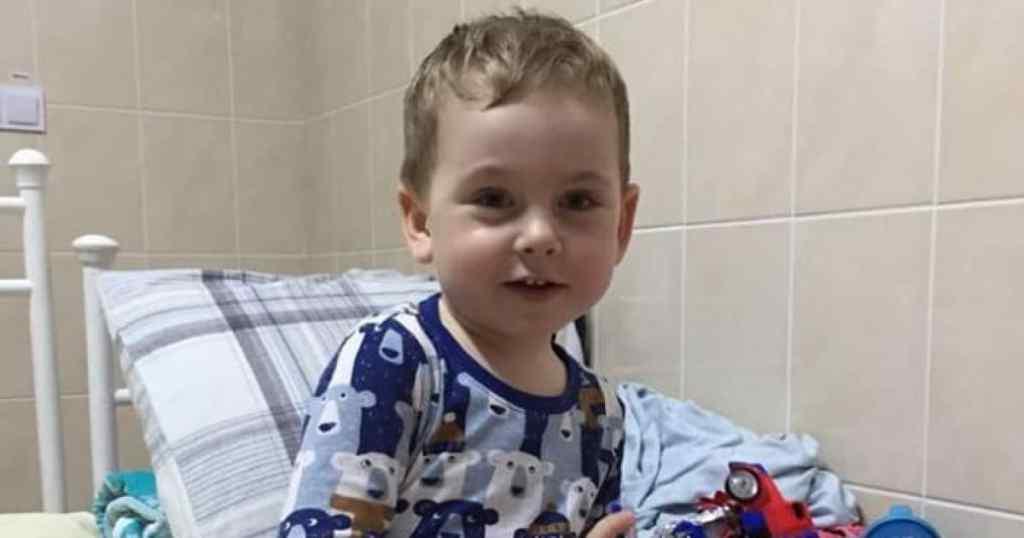 Ізраїльські лікарі можуть врятувати життя Михайлика, але потрібно заплатити 200 тисяч доларів