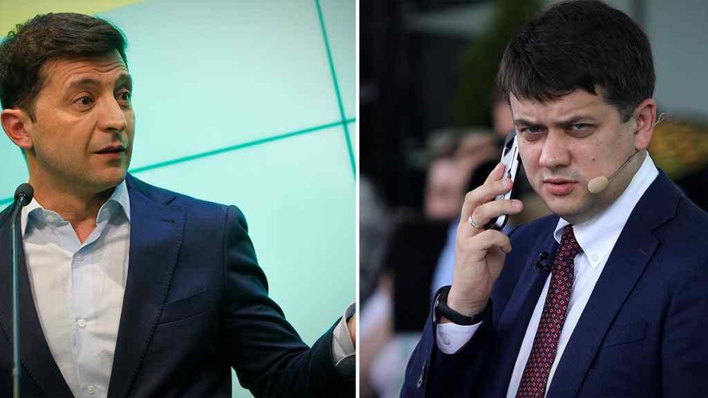 """""""Це погано""""! Рада на ногах, Разумков зробив це – не підтримав. Зеленський не чекав: """"усе не на місці"""", скандал"""