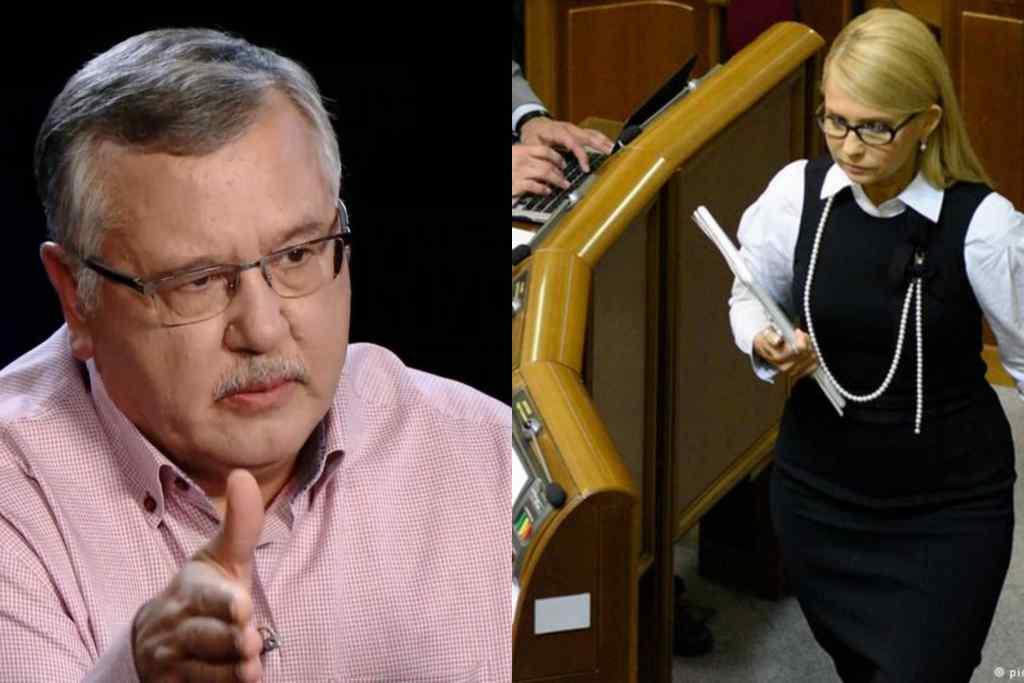 Гриценко не стримався – викрив їх. Правду почули всі – Тимошенко в шоці, ніхто не чекав