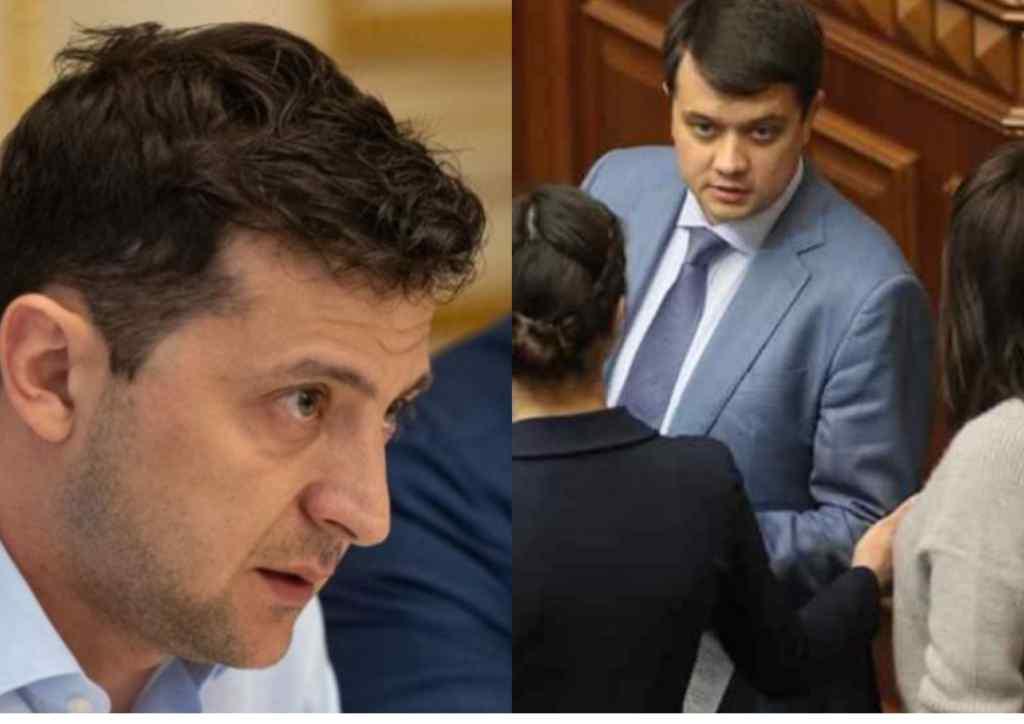 Зеленський незадоволений! Разумков шокував – готують заміну. Після скандалу – депутати в шоці. Країна на ногах!