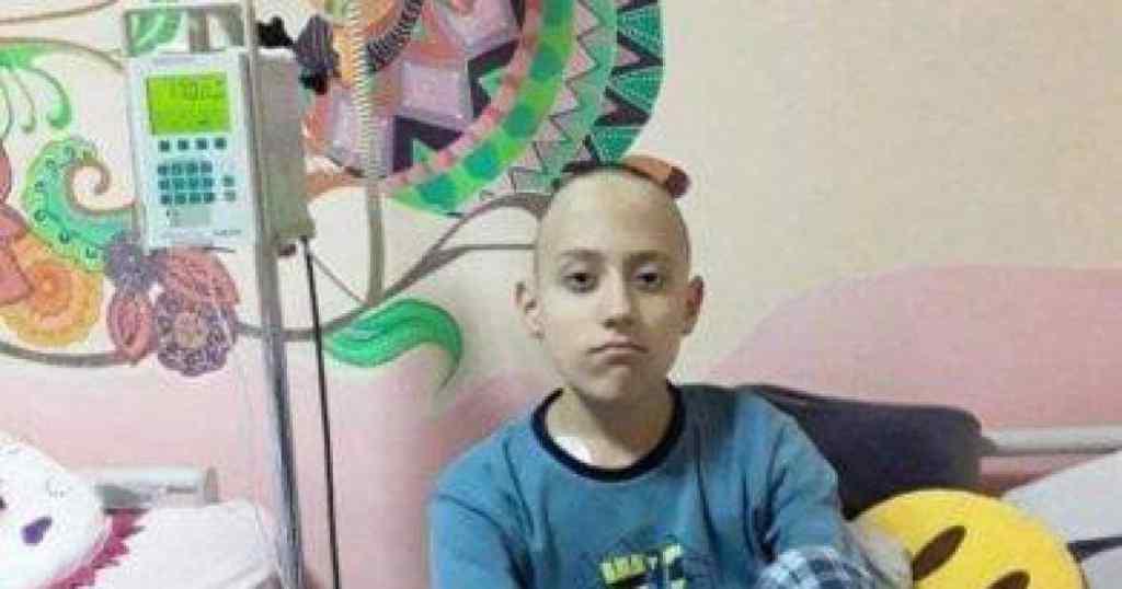 11-річний Святослав потребує негайної допомоги