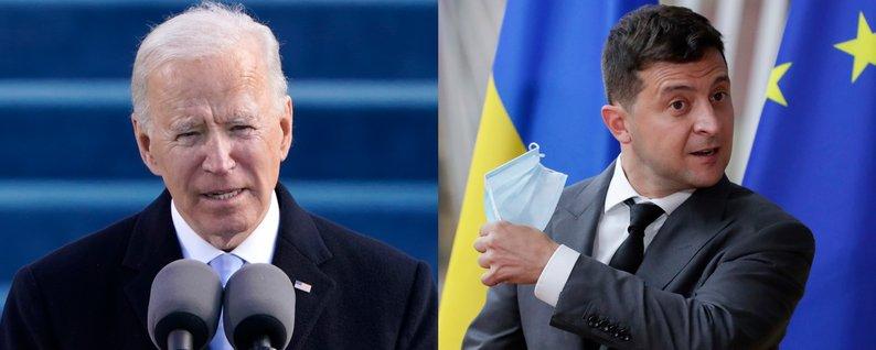 Щойно! Зеленський поставив чітке завдання – це пріорітет. Байден з нами – підтримка буде. Українці чекають!