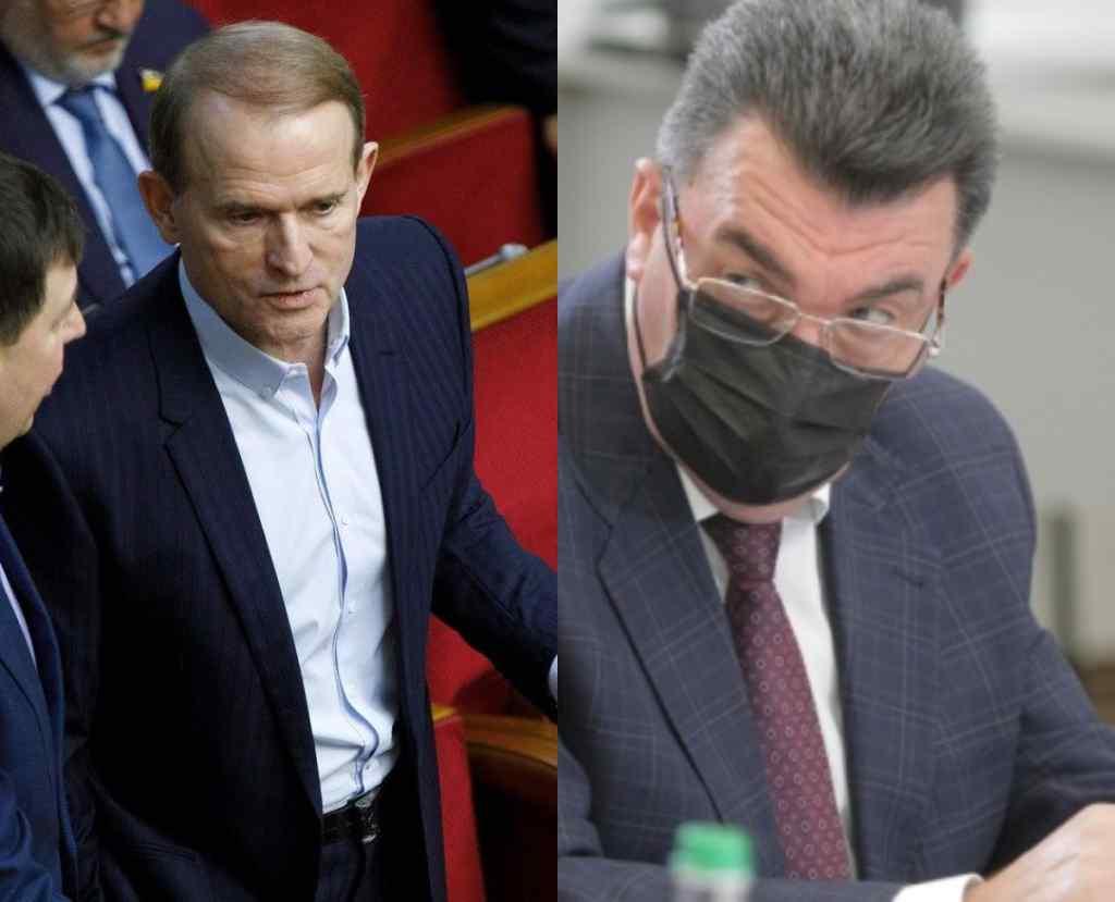 На вечір! Данілов поставив крапку – справа в суді. Медведчук і Ко не чекали – у будь-який день. Почалось!
