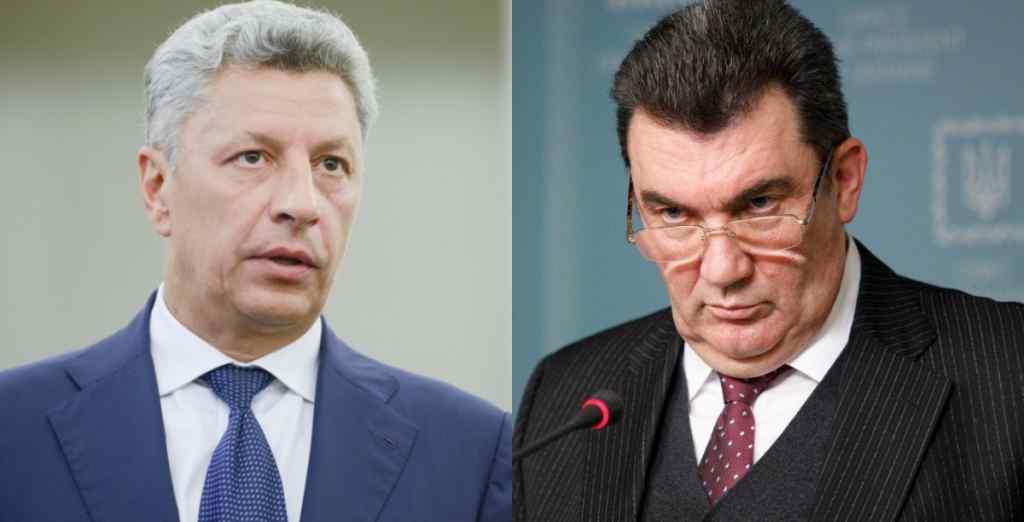 Просто в ефірі! Бойко похолов – Данілов не залишив шансів : в тюрму його! Депутати в істериці – це крах!