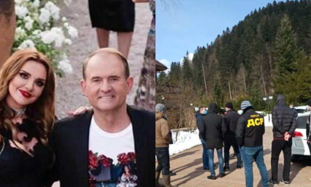 Дві години тому! Прорвались на дачу Медведчука. Не стримати. Українці приголомшені від побаченого. Це крах