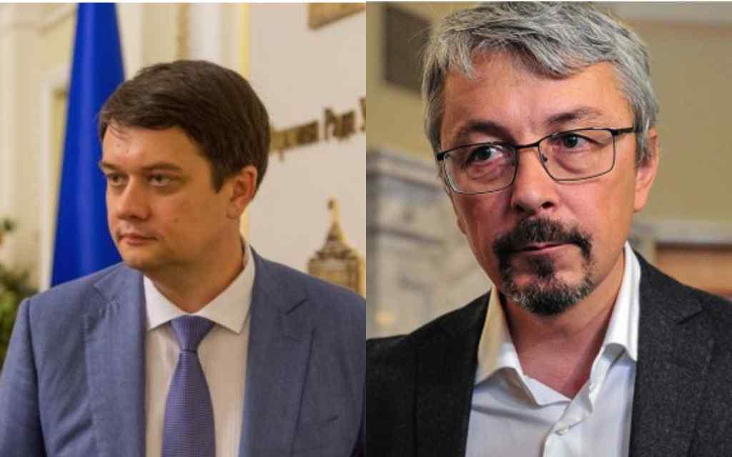 Щойно! Разумков шокував – разом з Ткаченко! Задекларували мільйони: Зеленський не чекав, як пояснити?