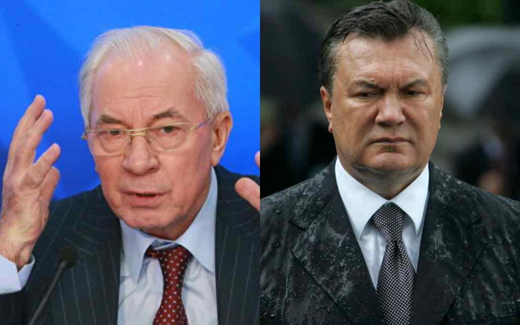 Прямо в НАБУ! Азаров повернеться – справу поновлено! Янукович в паніці – відповідатимуть за все!