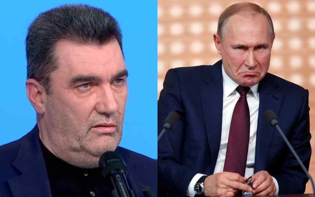 В ці хвилини! Данілов не став мовчати – розказав всю правду! Путін береться за голову – війна вакцинації!