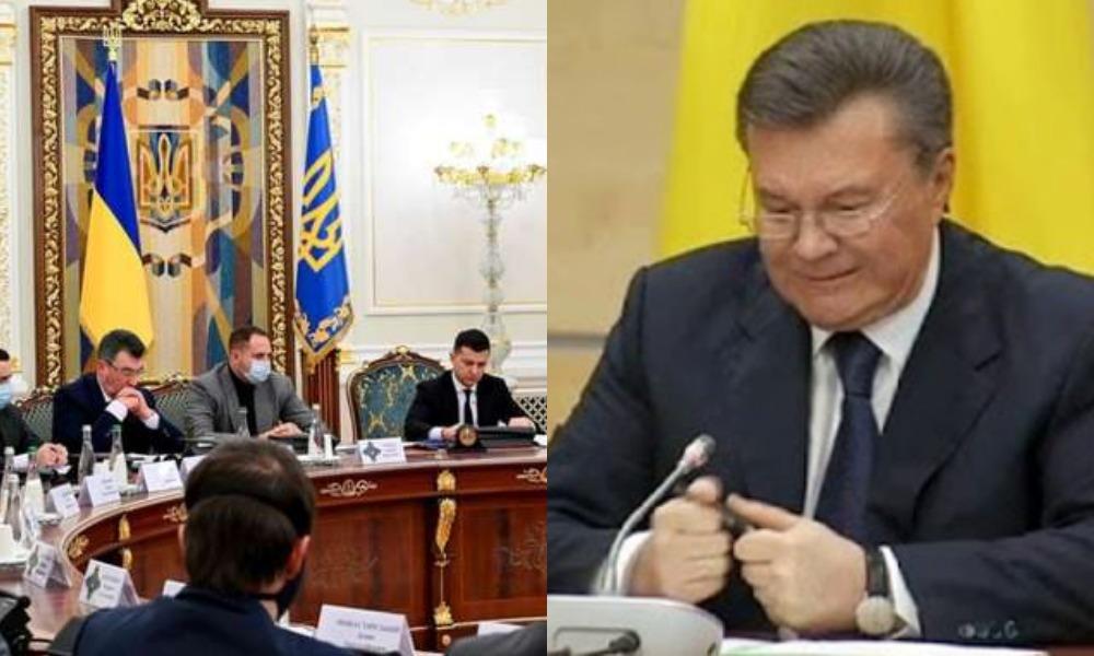 Терміново! Ввели санкції – РНБО влупило: Янукович в істериці – їх дістануть! Фатальна п'ятниця – просто зараз, почалось
