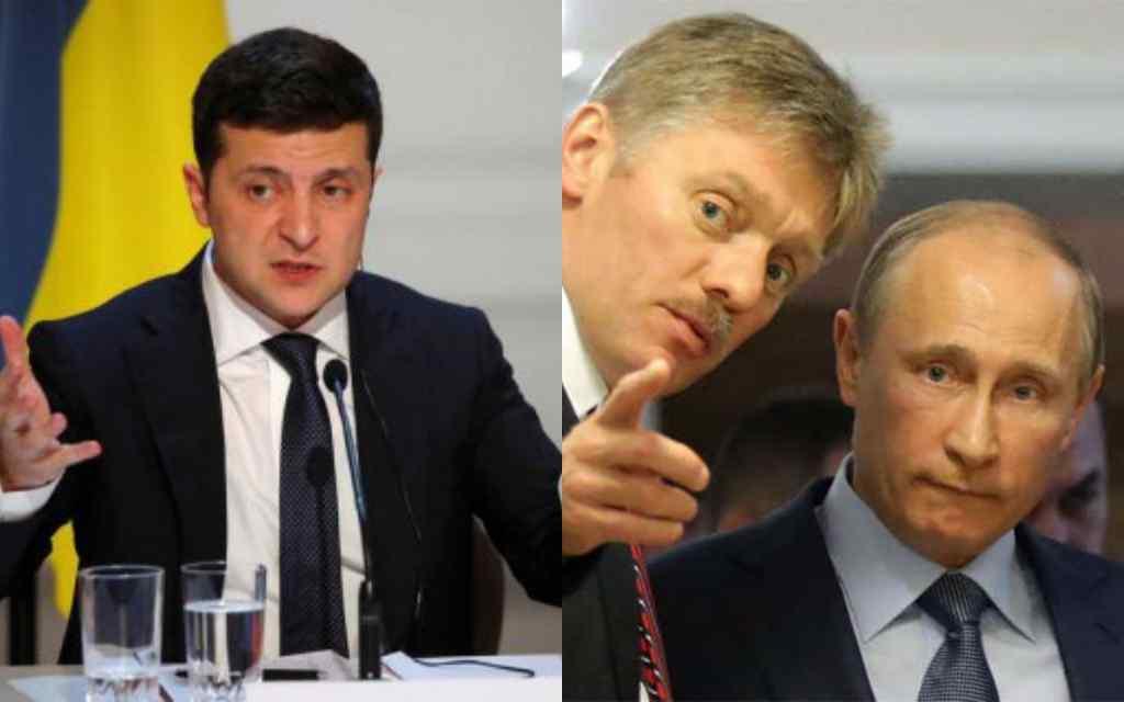 """Терміново! Зеленський вибухнув – у МЗС відповіли! Путін в істериці – """"політичний булінг""""!"""