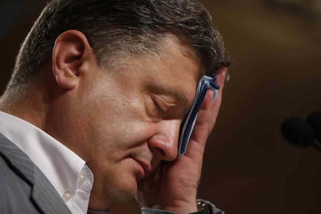"""Вже не вперше! Порошенко шокував – грубе порушення. """"Гаранта"""" підловили – українці розлючені!"""