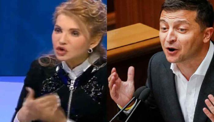 Просто в ефірі! Тимошенко зробила це – Зеленський не чекав. Леді Ю не здається – такого ще не було!