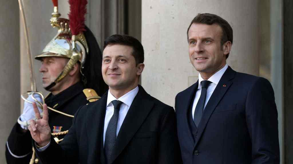 Просто зараз! Зеленський приголомшив: закінчити війну – одразу після зустрічі, вступ в ЄС! Підписали – Макрон підтримав