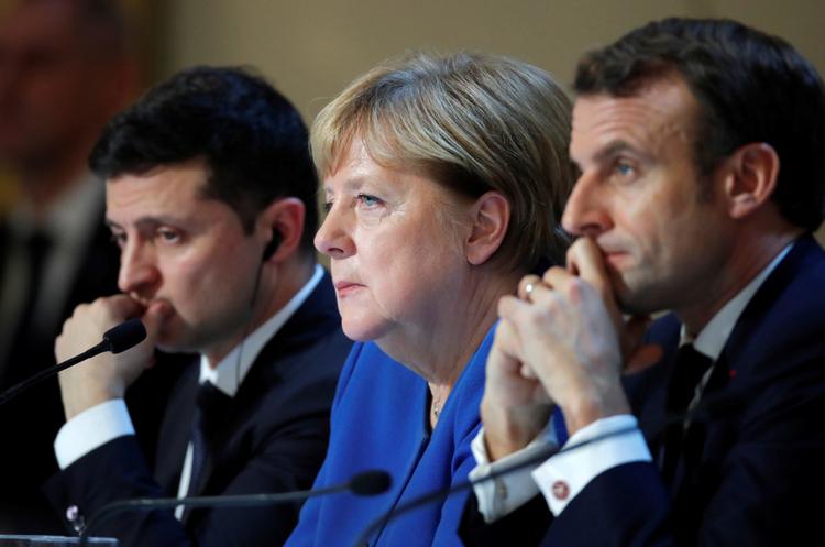 """Щойно! Курс НАТО взято – карколомна заява, без усяких """"але"""". Меркель несе особливу відповідальність"""