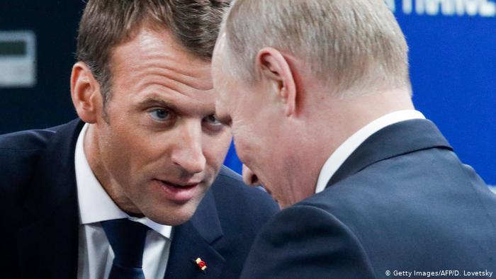 Після зустрічі з Зеленським! Макрон шокував – терміново хоче побачити Путіна. Важливий крок
