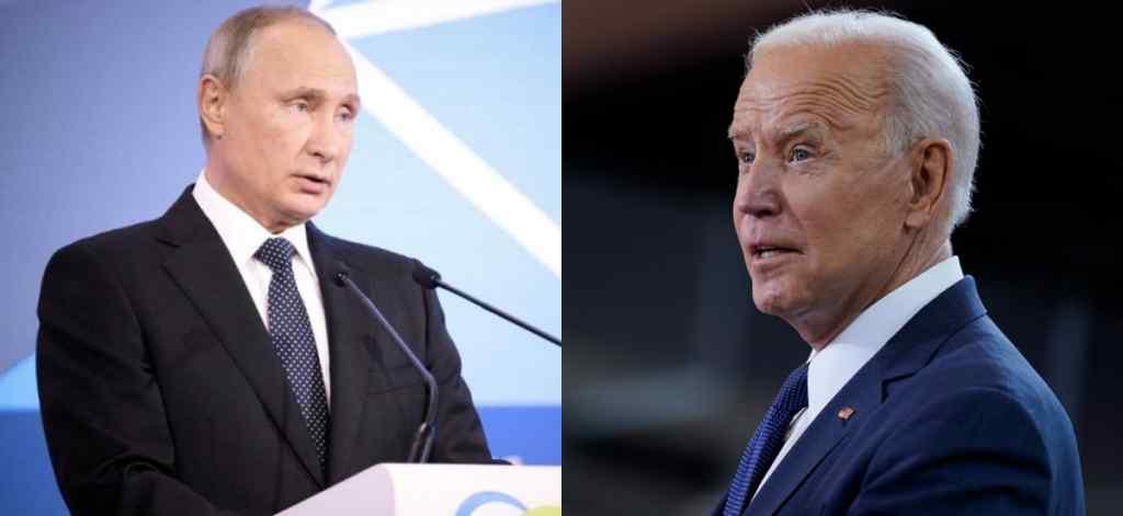 Прямо під час звернення! Путін шокував – діалог з Байденом : сталося неочікуване – жорсткі санкції!