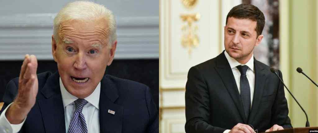 Крим – це Україна! Тільки що – ще одні санкції : удар по Росії. Байден влупив – Зеленський аплодує!