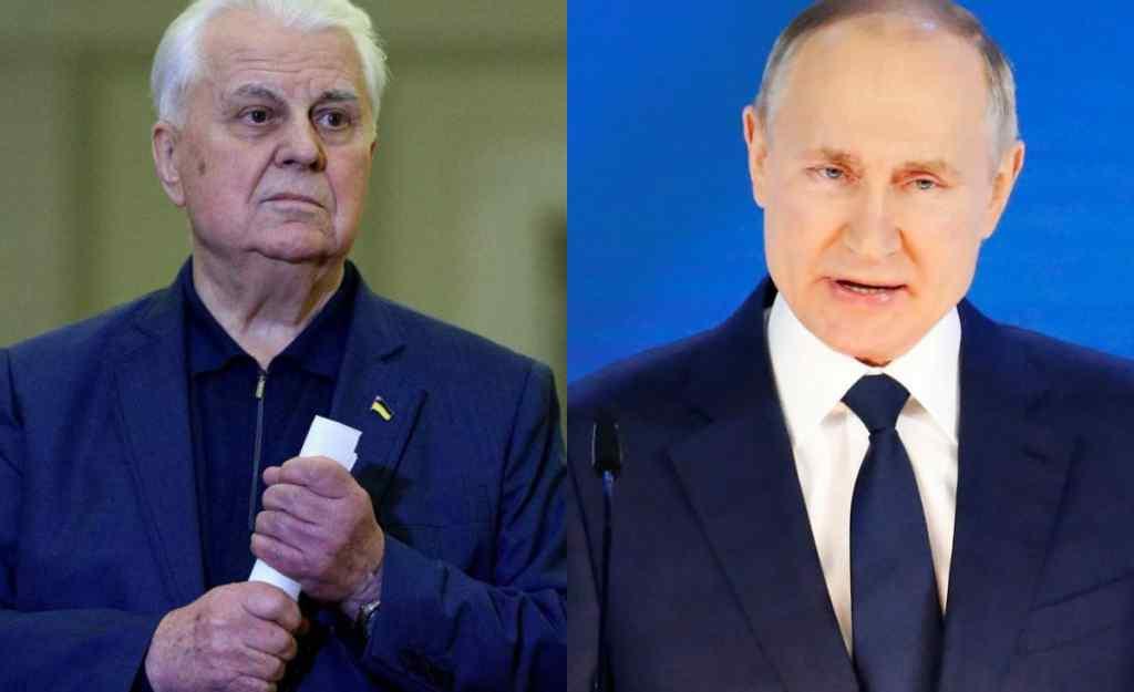 Зустріч на Донбасі! Терміново, Кравчук готовий – має що сказати : Кремль трясе – Путін в ауті!