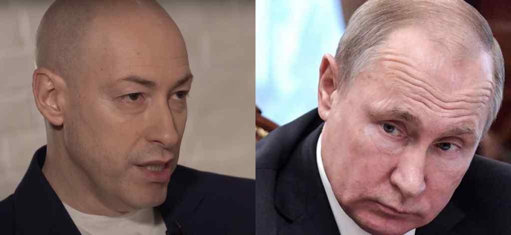 Він зотлів всередині! Гордон жорстко вліпив Путіну – просто в ефірі : труни в Росію, фатальний удар!
