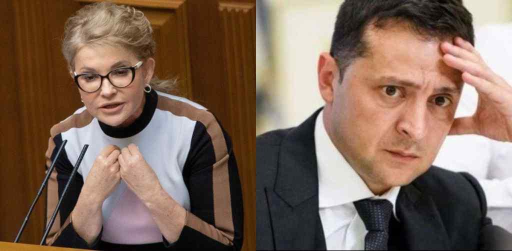 Виженіть цей уряд! Просто в ефірі – Тимошенко не стрималась – у відставку : Зеленський не чекав!