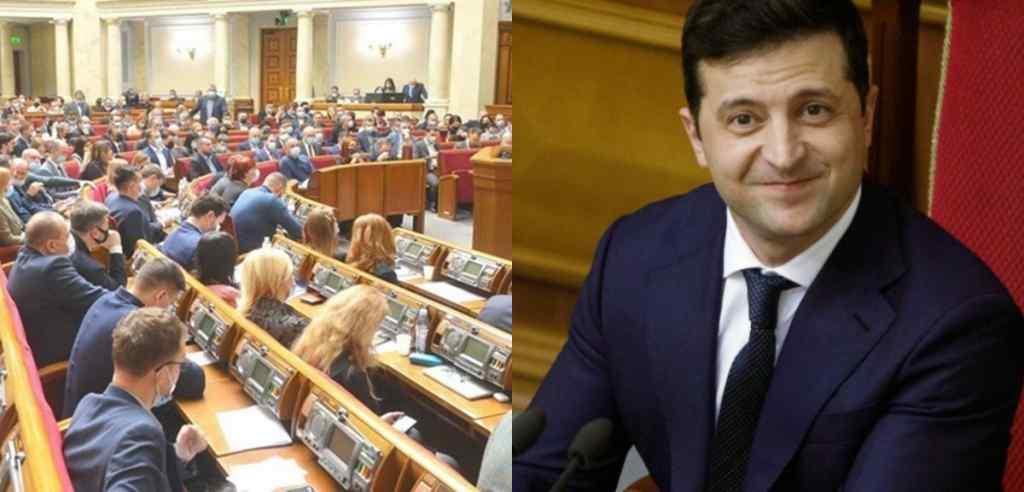 Тюрма! Просто в Раді – депутати проголосували : посилити відповідальність. Зеленський аплодує – браво!