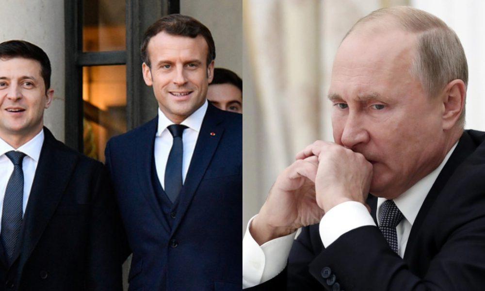 Це сталось! НАТО на кордоні – Зеленський вибив, просто у Парижі. Кораблі зайшли – Путін випав, це крах!