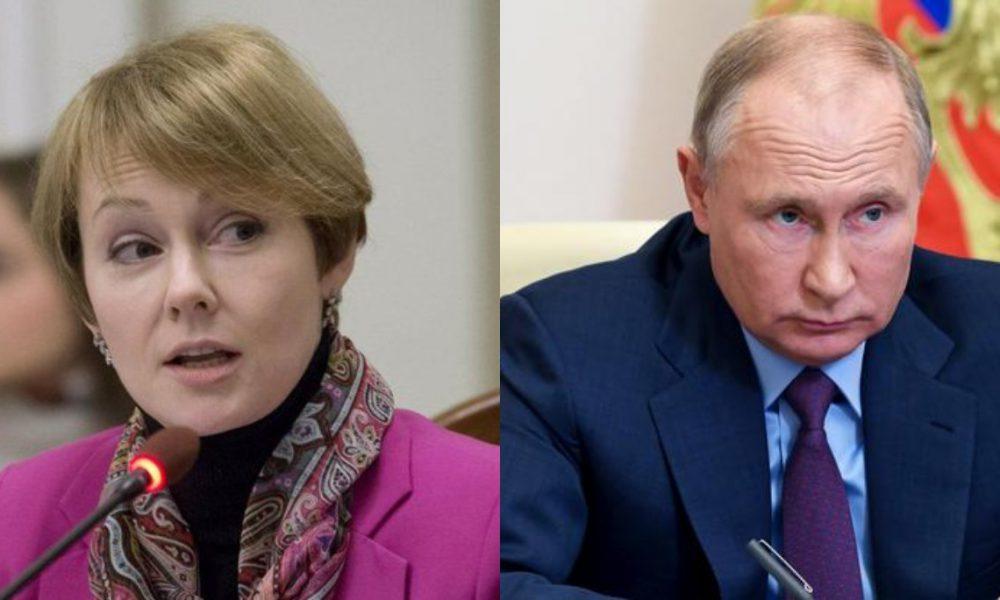 """Щойно! Зеркаль потужно """"вмазала"""" – 15 днів. Жорсткий ультиматум – Путін не чекав, імперії кінець!"""