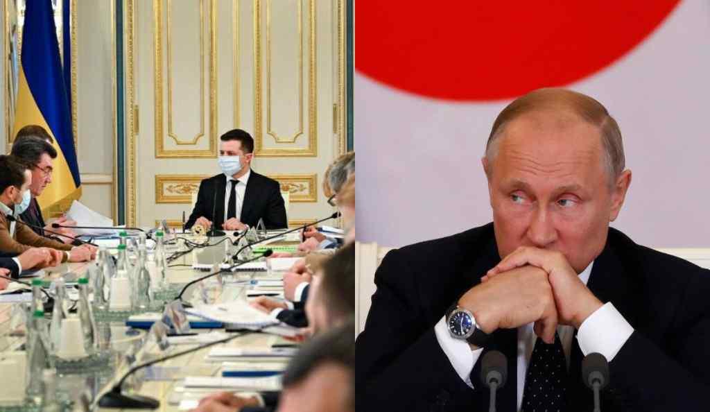 Воєнний стан! Засідання РНБО – пролунала термінова заява : Зеленський випалив – Путін в істериці!